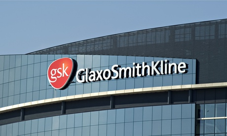 The GlaxoSmithKline HQ in Brentford, Middlesex
