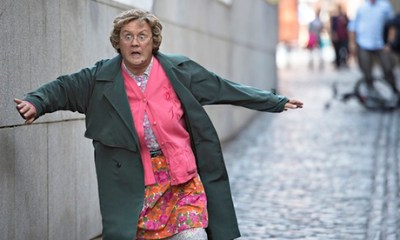 Brendan O'Carroll stinks up a storm in lacklustre TV adaptation Mrs Brown's Boys D'Movie