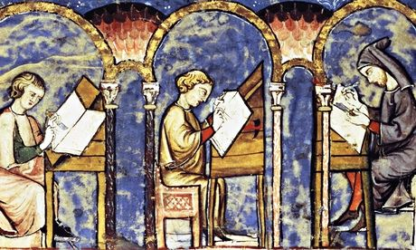Medieval monks took vows of celibacy – but it's rare for anyone to do the same today for non-religio