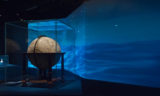 National Maritime Museum's Ships, Clocks and Stars exhibition