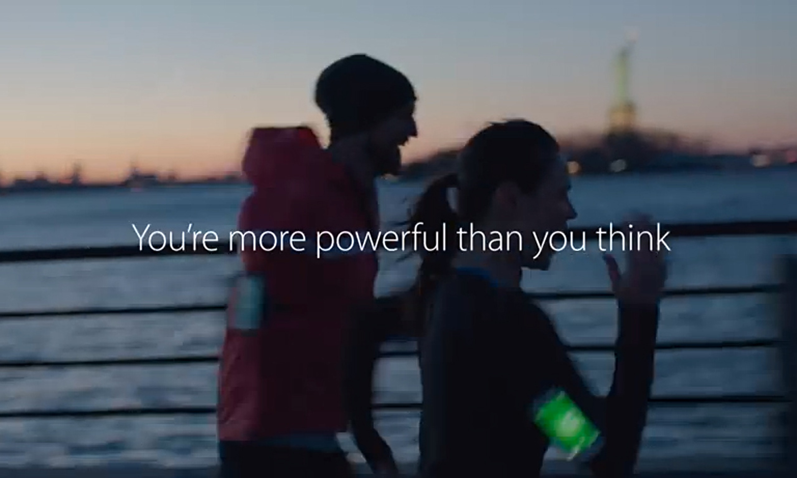 The new Apple iPhone advert narcissistic numpties