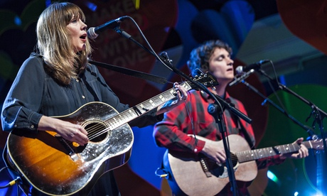 Beth Orton and Sam Amidon
