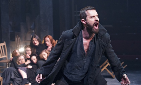 Richard Armitage in The Crucible at the Old Vic