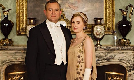 Downton Abbey water bottle photo