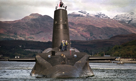 Trident relocation costs detailed