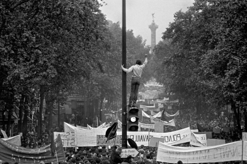 1968 Paris Riots