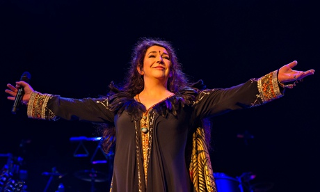 Kate Bush: Before The Dawn live at The Eventim Apollo, Hammersmith, London, Britain - 26 Aug 2014
