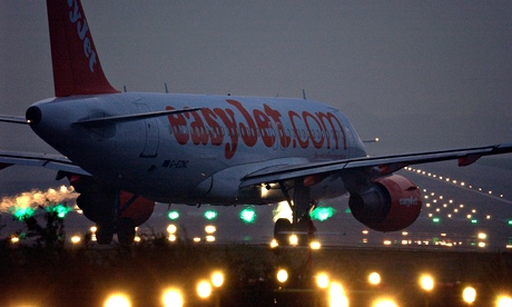 easyJet fligh