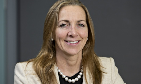 Rona Fairhead, chair of the BBC Trust