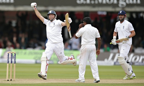 England v Sri Lanka: 1st Investec Test - Day Four