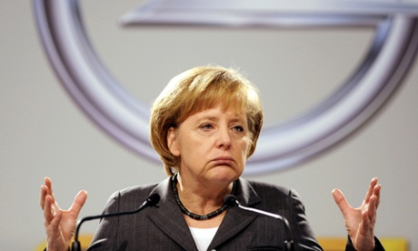 Merkel speech