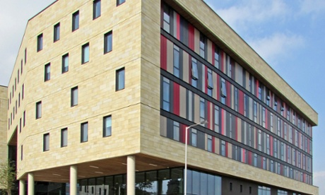 David Hockney Building, Bradford College