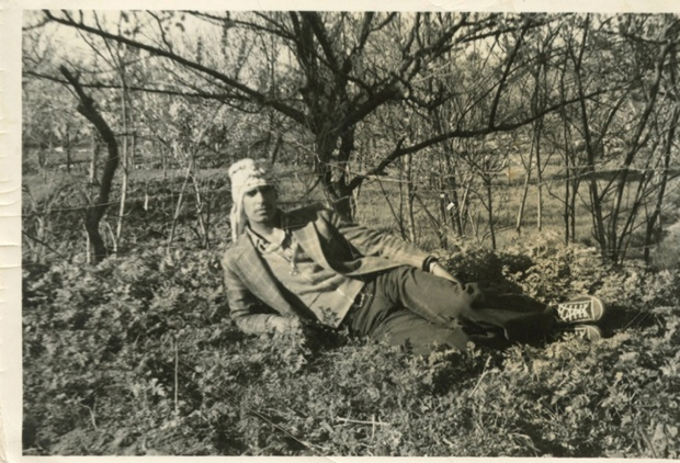 Mustafa Shalha, Baalbeck, 1974