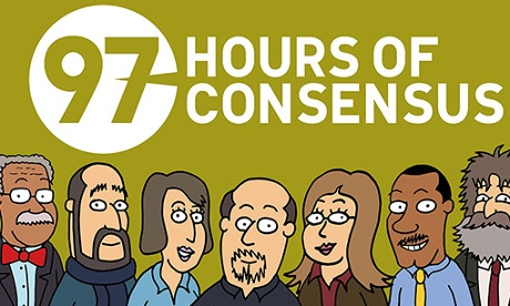 97 hours of consensus