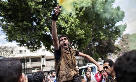 Egyptian students, Muslim Brotherhood