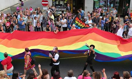 LGBT, Brighton Pride Parade
