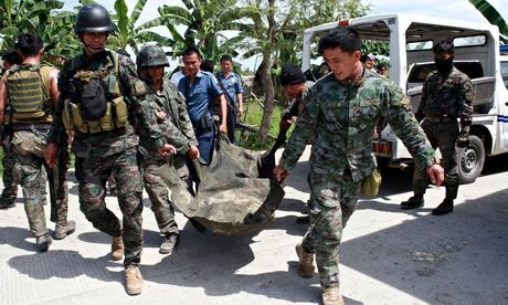 Maguindanao Province, Philippine commandos killed