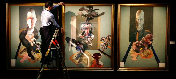 Expensive Works Of Art Sold Uk Auctions