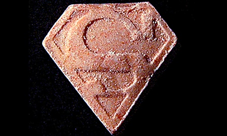 Superman pill