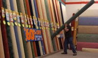 Son of carpet king plans to pull rug from under former ...
