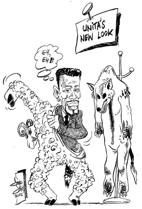 Africa's political cartoons