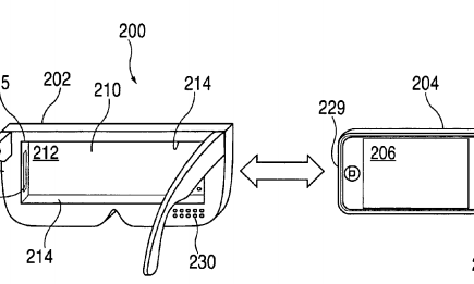 Apple patent hints at virtual reality iPhone carrying