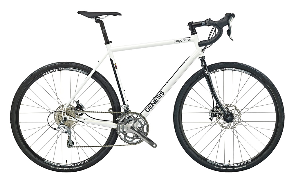 Genesis Croix de Fer 20 2015 Adventure Bike