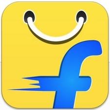 Flipkart logo.