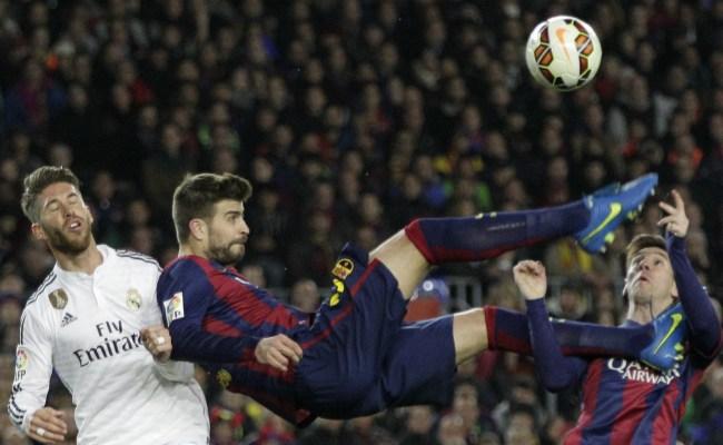 Barcelona V Real Madrid El Clásico As It Happened Jacob