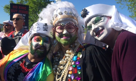 Sisters of Perpetual Indulgence supreme court gay marriage