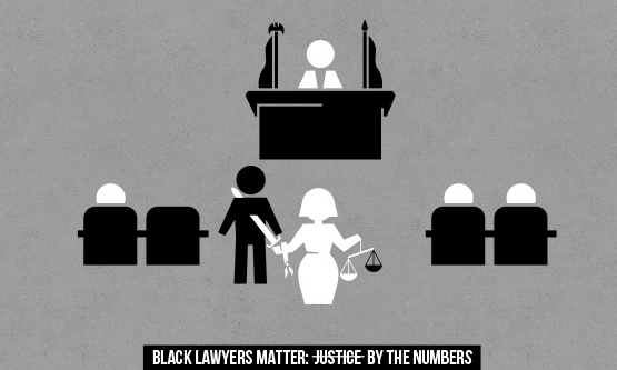 Why the US needs black lawyers even more than it needs