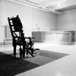 Death By Electric Chair Video Double Sided A Moment That Changed Me  Seeing Man Executed Clive