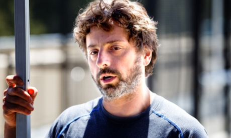 Sergey Brin, co-founder of Google, still owns around 16% of the company.