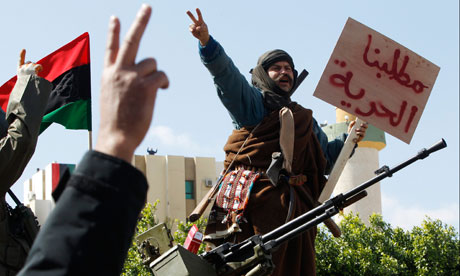 Libya's Partisans