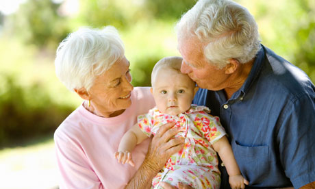 New Grandparents Hindrance Or Help Life And Style