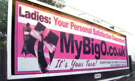 'My Big O' advert