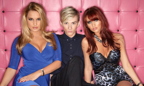 The Only Way Is Essex: Sam, Harry and Amy