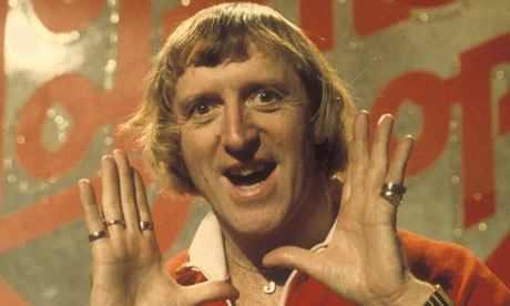 Jimmy Savile, serial predator / rapist of underage girls