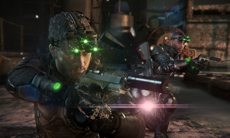 Splinter Cell: Blacklist: co-op campaign