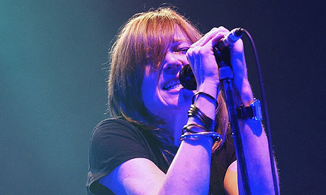 Portishead at Hammersmith Apollo