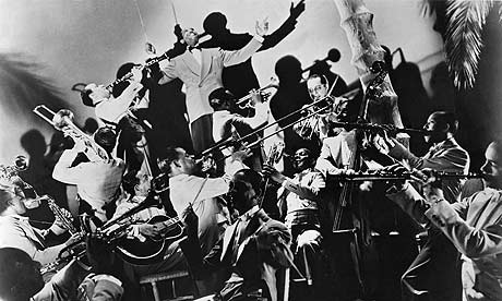 Duke Ellington and His Band in the 1930s Credit: Corbis