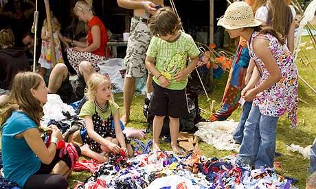 Latitude festival children's arena