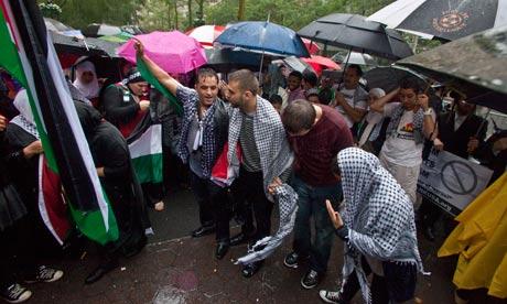 Palestinian New York statehood