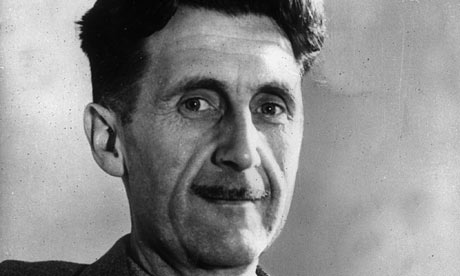 George Orwell. Photograph: Public Domain