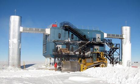 ice cube lab antarctica