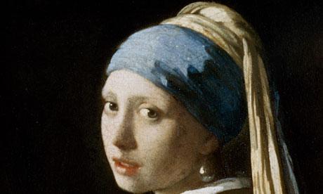 vermeer pearl earring