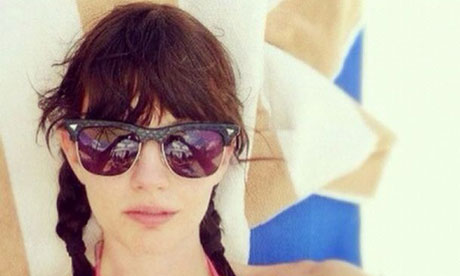 Melissa Stetten's twitter profile image.