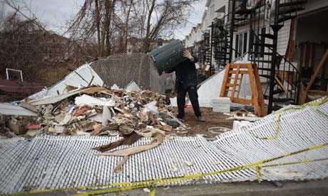 Victims Of Superstorm Sandy Continue To Recover
