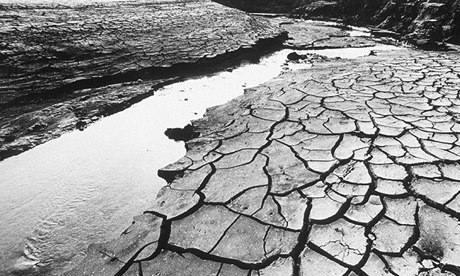 river bed, Benyon