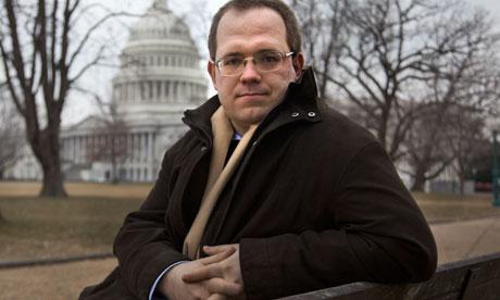 Author Evgeny Morozov